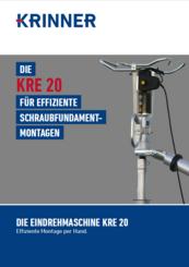 Flyer KRE 20