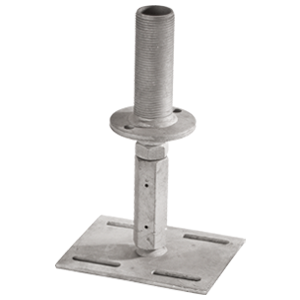 M24 Post support with threaded mandrel R